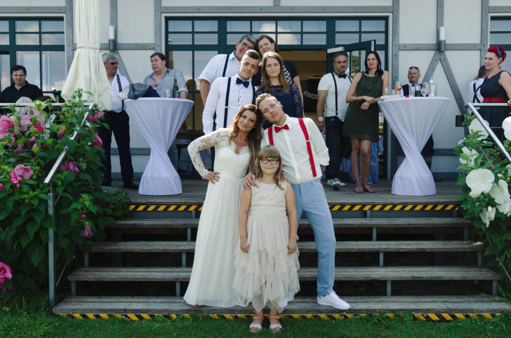 Hochzeit-Gäste-Kuban Foto