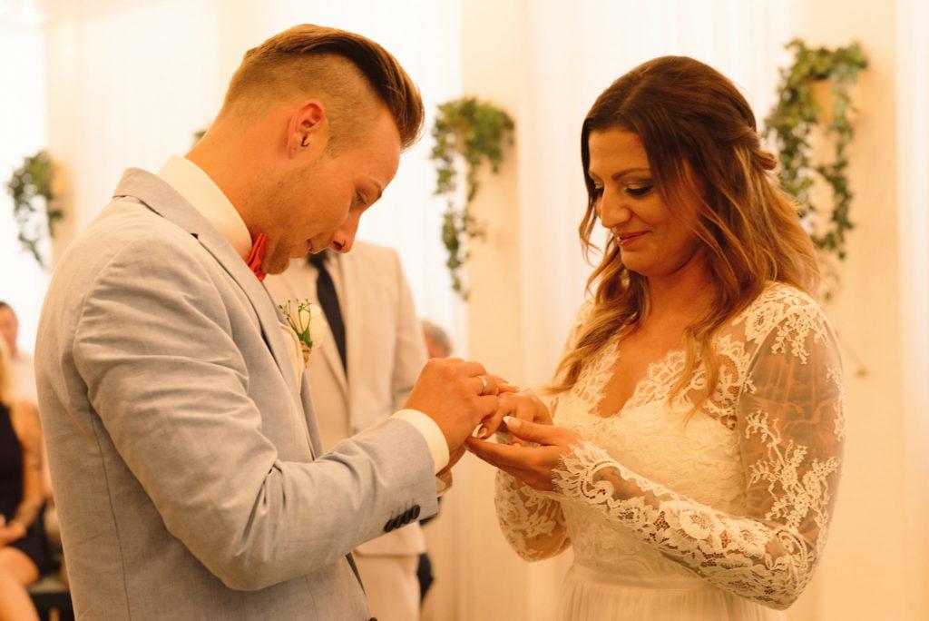 Hochzeit-Ja-Wort-Kuban Foto